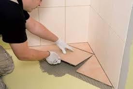 how to tile a bathroom floor handyman tips