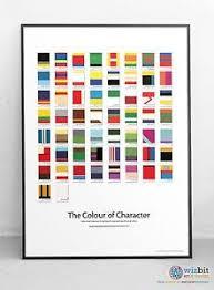 pantone chart seller comic book characters poster pantone chart poster art print