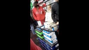 black friday ps4 2017 buying the ps4 at gamestop blackfriday youtube