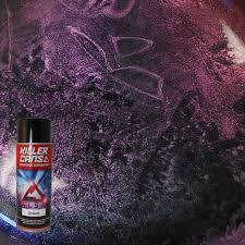 alsa refinish 12 oz crazer mystic ice killer cans spray paint kc