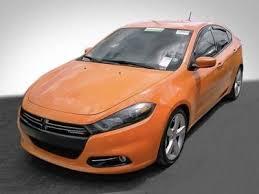 dodge dart orange orange dodge dart in for sale used cars on buysellsearch