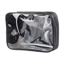 makeup bag travel makeup bag black maxi