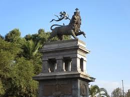 lion of judah statue lion of judah monument the lion of judah monument in addis flickr