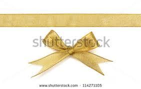 gold ribbon gold ribbon stock images royalty free images vectors
