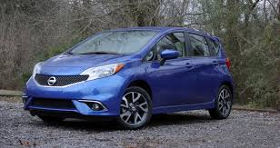 nissan versa 2015 nissan versa note sr driven review top speed