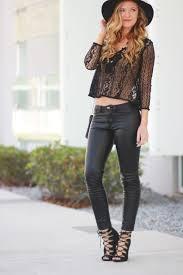 Leather And Lace Clothing Lace U0026 Leather Upbeat Soles Orlando Florida Fashion Blog