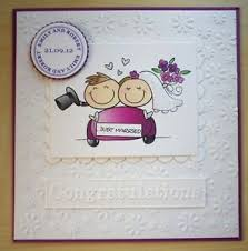 wedding congratulations card made wedding congratulations card personalised for the