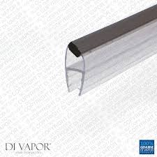 Glass Shower Door Gasket Replacement by Angled Magnetic Shower Door Replacement Seal 4 6mm 8mm 10mm