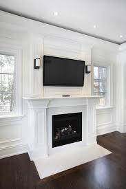 Pictures Of Tvs Best 25 Tv Above Fireplace Ideas On Pinterest Tv Above Mantle