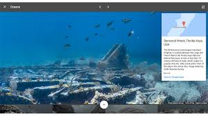 Florida Google Maps by Dive Into World Oceans Day With Google Earth And Maps