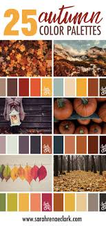 paint color and mood 25 color palettes inspired by the pantone fall 2017 color trends