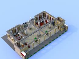 lego station moc lego town eurobricks forums