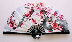 asian fan blossom