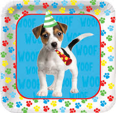 puppy party supplies pawty time puppy party supplies kids party supplies up to 50