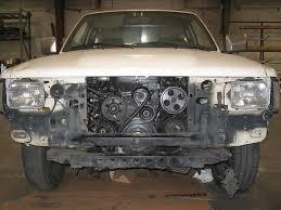 toyota truck lexus engine swap 1989 toyota pickup 2jz single turbo swap yotatech forums