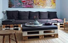 canap en palette en bois le fauteuil en palette est le favori incontesté pour la saison