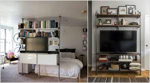 mensole sotto tv 15 idee creative per riciclare tubi idraulici e arredare casa