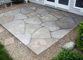 Patio Flagstone Designs 39 Best Flagstone Patio Designs Pictures Designing Idea