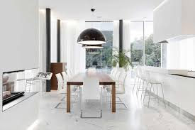 contemporary lighting fixtures dining room interior design