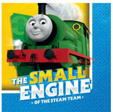 thomas the tank engine train birthday party supplies and favors