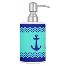anchor bath accessory sets zazzle