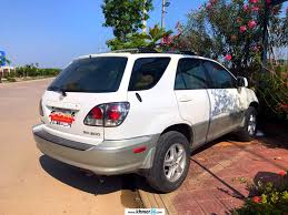 lexus suv 2001 lexus rx300 year 2001 original white kamai color 012377758 in