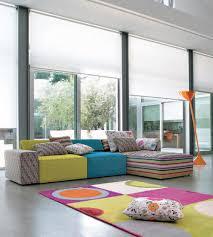 stylish contemporary living room furniture set 11329