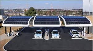 Solar Lights How Do They Work - solar carports do they make sense energysage