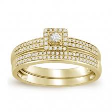 gold wedding set lease to own wedding rings with financing no credit check online