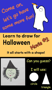 the 25 best halloween pictures to draw ideas on pinterest