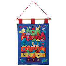 Alphabet Rug For Nursery Abc Animal Chart Baby Game Learning Toy Educational Fun