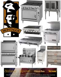 Home Kitchen Equipment by Montague Range Stoves