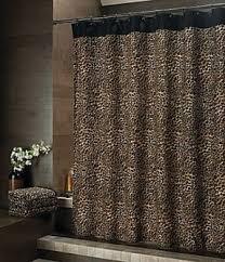 Dillards Shower Curtains Animal Print Shower Curtain Foter