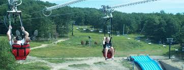 ziprider at montage mountain resort