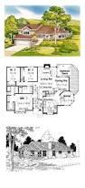 49 best hillside home plans images on pinterest house floor