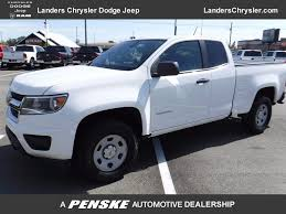2015 used chevrolet colorado ext cab with bed cover at landers