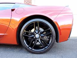 used corvette tires 2016 chevrolet corvette stingray z51 stock 111426 for sale near