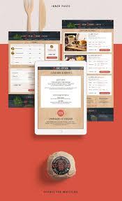 Kitchen Website Design Soul Kitchen Restaurant Branding U0026 Web Design Grits Grids