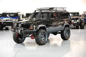 jeep xj lifted davis autosports 2 door lifted built cherokee xj sport for