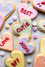s day heart sugar cookies sallys baking addiction
