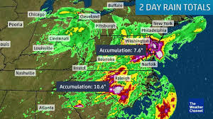Weather Map Atlanta by North Carolina Flooding Prompts State Of Emergency The Weather