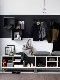 Ikea Foyer Ideas Ikea Storage Hacks For Cluttered Entryways Apartment Therapy