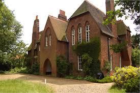 red house by phillip webb u2022considered first u201cmodern u201d house took