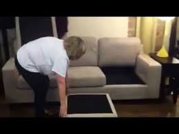 palma furniture san diego microfabric reversible sectional youtube