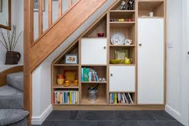 under stairs shelving clever ideas for understairs storage
