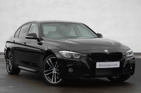 future bmw 3 series used bmw 3 series saloon diesel in black sapphire from stratstone