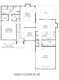 Garage Size 2 Car by Houseplans Biz House Plan 2883 A The Monticello A