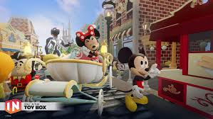 Minnie Mouse Toy Box Disney Infinity 3 0 Review Once More Into The Toy Box Games