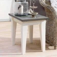 Beistelltische Landhausstil by Beistelltisch Rund Weiss Holz Speyeder Net U003d Verschiedene Ideen