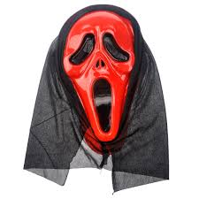 Online Buy Wholesale Red Mask Ghost From China Red Mask Ghost